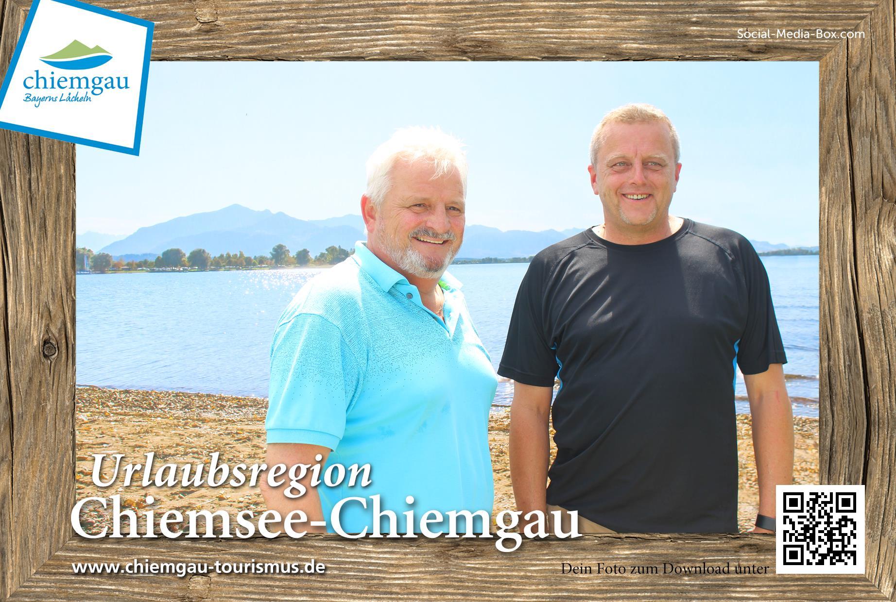 Chiemgau Tourismus – Strandbad Alpenradtour