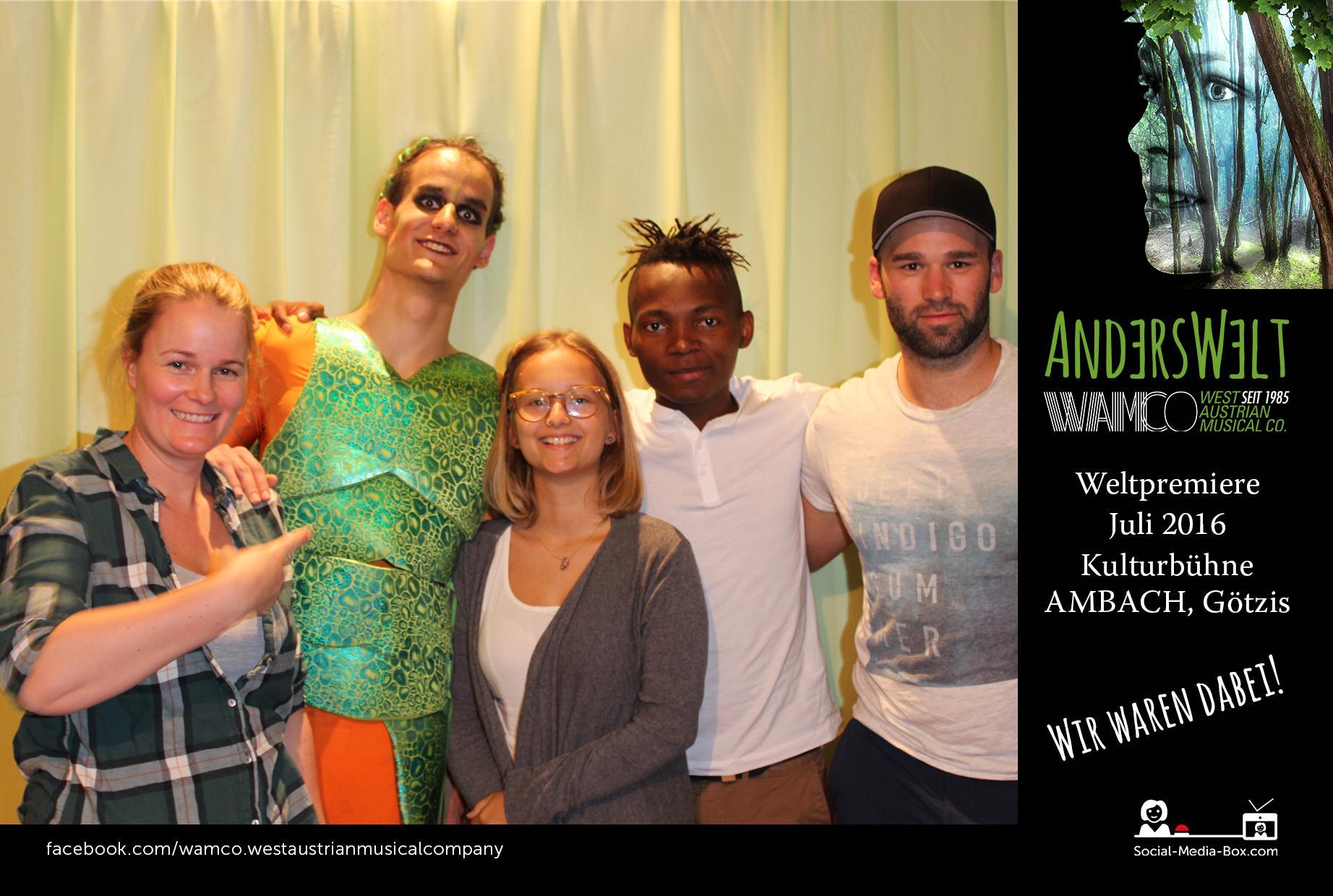 WAMCO – Am Bach 2016