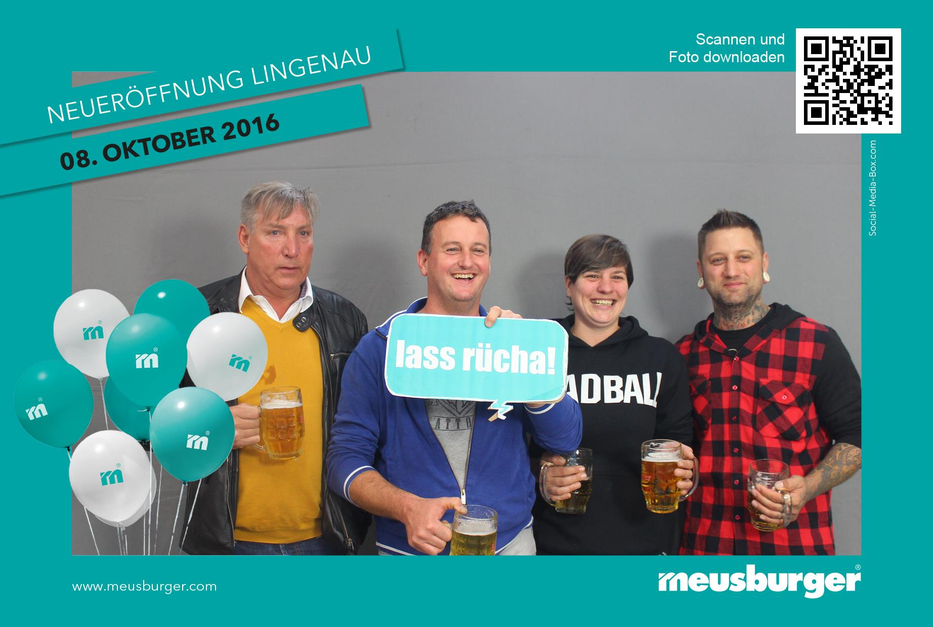 Meusburger Tag der offenen Tür Lingenau