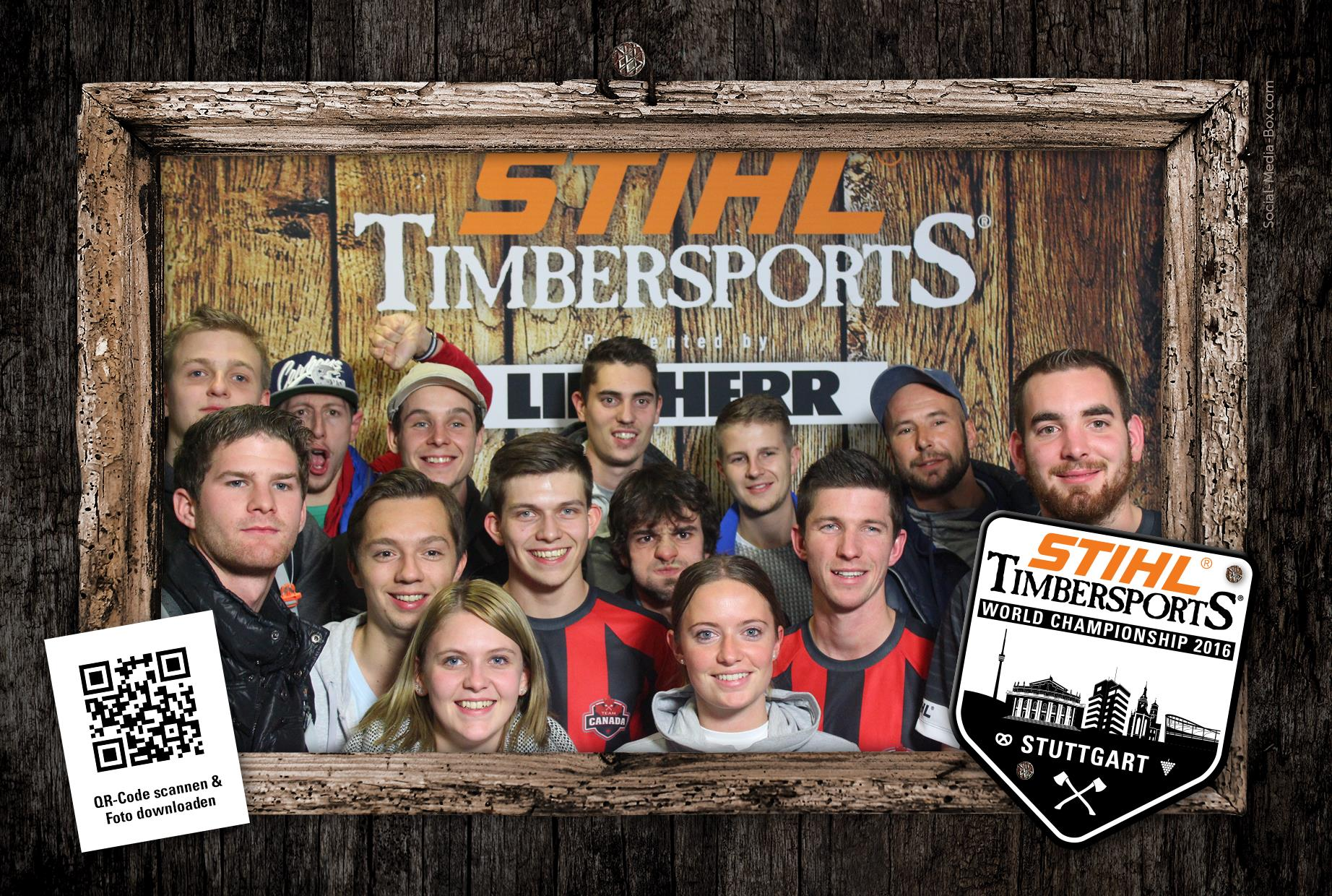 STIHL-WM Stuttgart Timersports